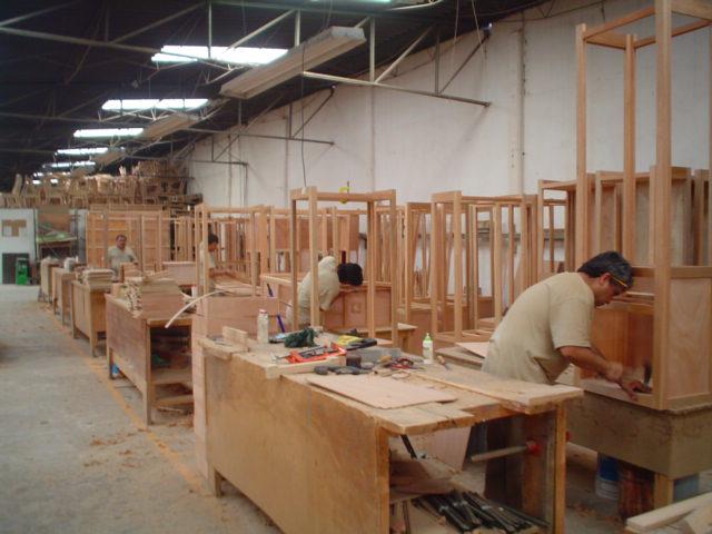 Fabrica muebles de oficina idea creativa della casa e for Muebles de fabrica